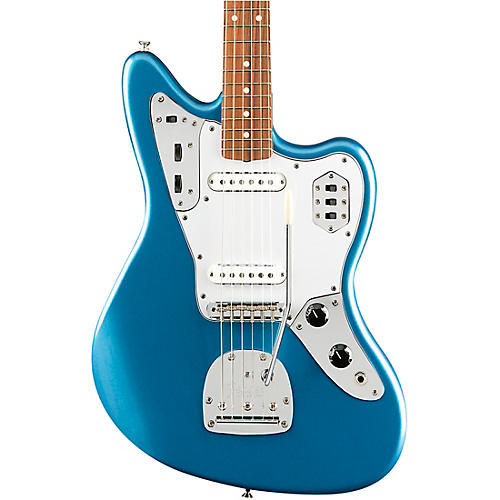 Fender Classic '60s Jaguar Lacquer Electric Guitar