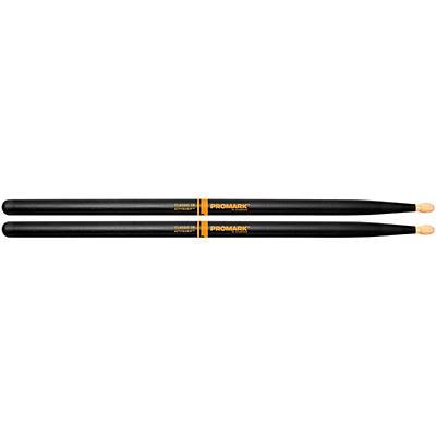 Promark Classic ActiveGrip Drumsticks, Black