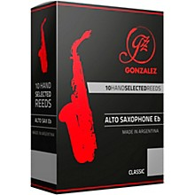 Classic Alto Saxophone Reeds Box of 10 Strength 2