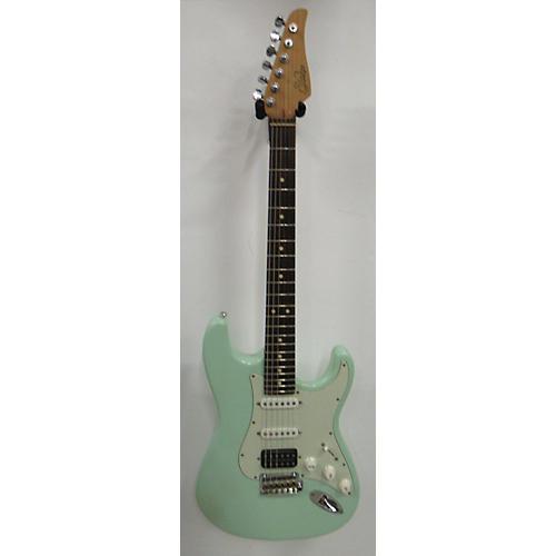 Suhr Classic Antique Solid Body Electric Guitar Seafoam Green