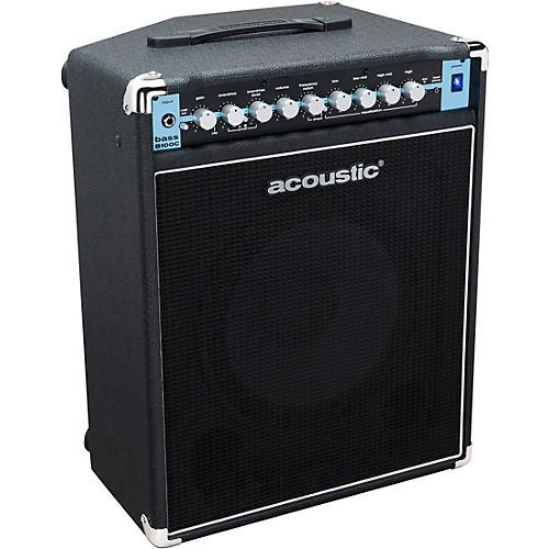 Acoustic Classic B100C 1X12 100W Bass Combo with Tilt-Back Cab