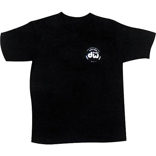DW Classic Black Tee Shirt