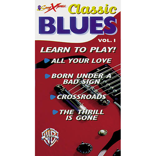 SongXpress Classic Blues Volume 1 Video