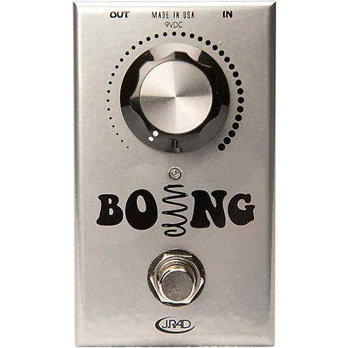 Rockett Pedals Classic Boing Reverb Effects Pedal