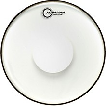 Aquarian Classic Clear With Power Dot Tom Head