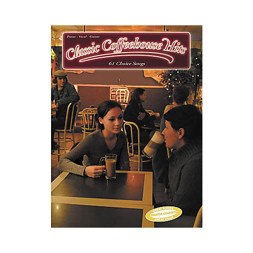 Creative Concepts Classic Coffeehouse Hits Book