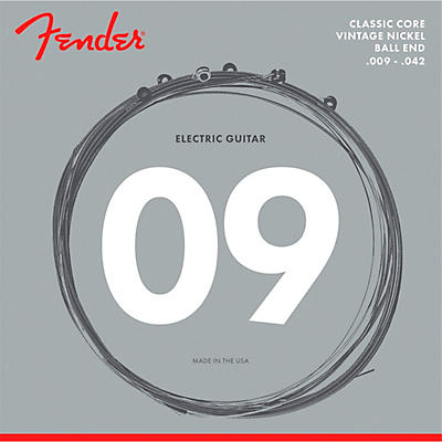 Fender Classic Core 155L Nickel Ball End Light Guitar Strings