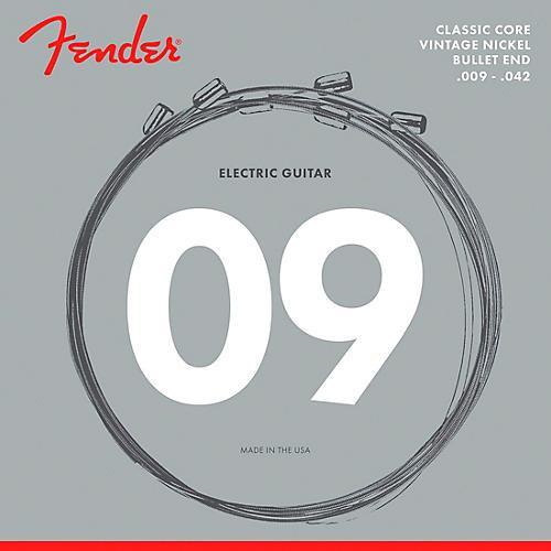 Fender Classic Core 3155L Nickel Bullet End Light Guitar Strings