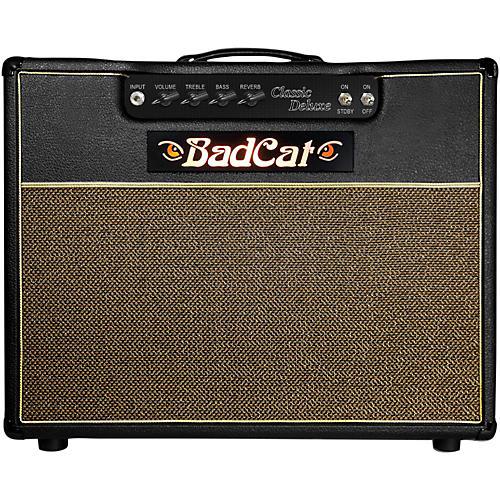 Bad Cat Classic Deluxe 20W 1x12 Guitar Tube Combo Amp