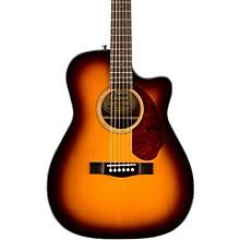 Classic Design Series CC-140SCE Cutaway Concert Acoustic-Electric Guitar Sunburst