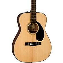 Open BoxFender Classic Design Series CC-60S Concert Acoustic Guitar