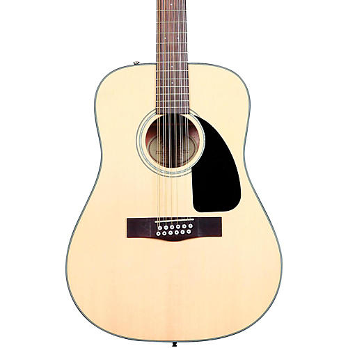 Fender Classic Design Series CD-100-12 Dreadnought 12-String Acoustic Guitar
