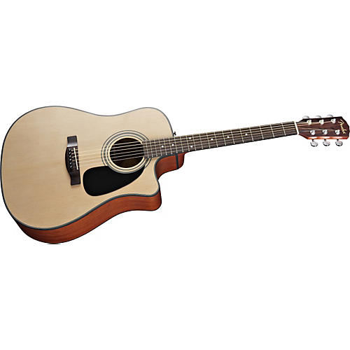 Fender Classic Design Series CD-100ce Dreadnought Cutaway Acoustic Electric Guitar