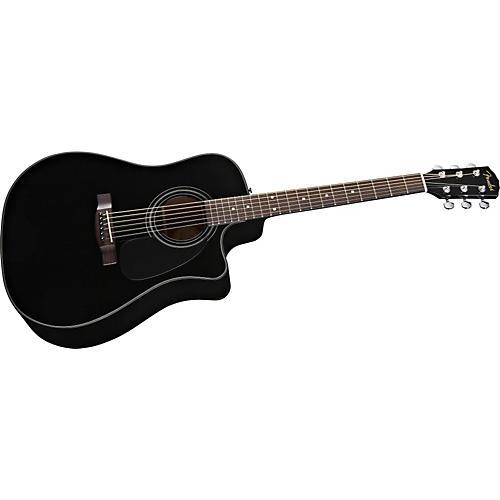 Fender Classic Design Series CD-110ce Dreadnought Cutaway Acoustic Electric Guitar