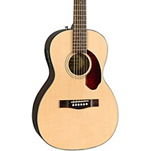 Classic Design Series CP-140SE Parlor Acoustic-Electric Guitar Natural