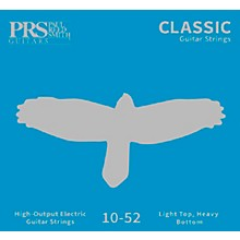 PRS Classic Electric Guitar Strings, Light Top/Heavy Bottom (.010-.052)