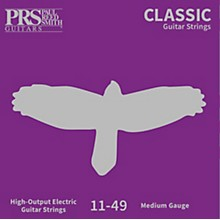 PRS Classic Electric Guitar Strings, Medium (.011-.049)