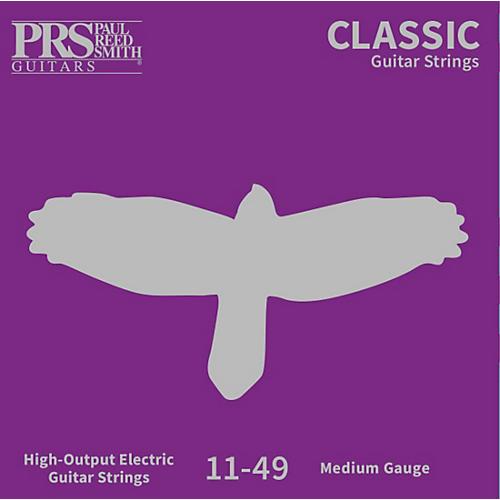 PRS Classic Electric Guitar Strings, Medium (.011-.049)