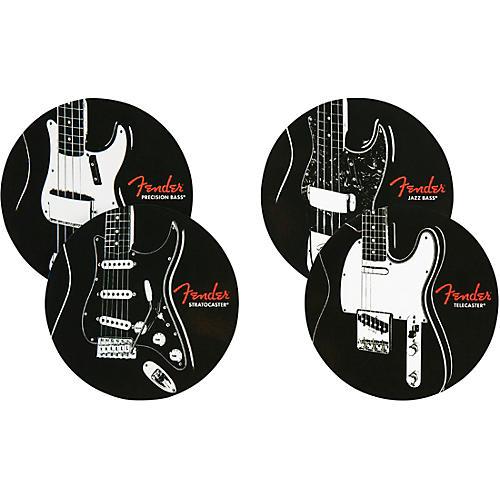 Fender Classic Guitars Coasters