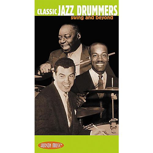 Hudson Music Classic Jazz Drummers: Swing Era (VHS)