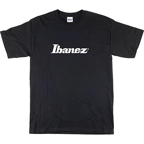 Ibanez Classic Logo T-Shirt White Large