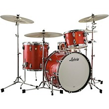 Classic Maple 3-Piece Fab Shell Pack with 22 in. Bass Drum Orange Glitter