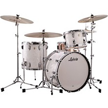 Classic Maple 3-Piece Fab Shell Pack with 22 in. Bass Drum White Marine Pearl