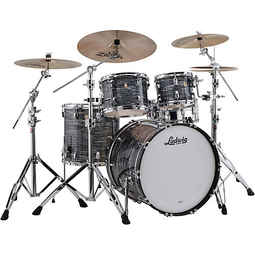 Ludwig Classic Maple 4-Piece Mod Shell Pack with 22