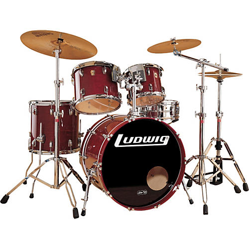 Ludwig Classic Maple Fast Five 5-Piece Drum Set