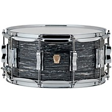 Classic Maple Snare Drum 14 x 5 in. Vintage Black Oyster Pearl