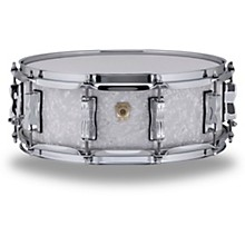 Classic Maple Snare Drum 14 x 5 in. Vintage White Marine Pearl