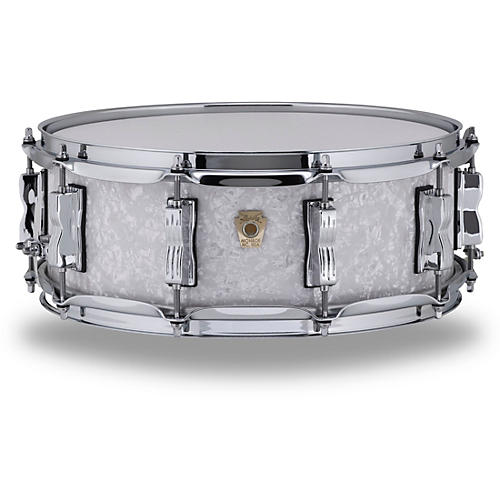 Ludwig Classic Maple Snare Drum 14 x 5 in. Vintage White Marine Pearl