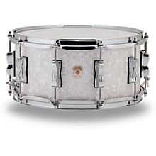 Classic Maple Snare Drum 14 x 5 in. White Marine Pearl