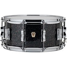 Classic Maple Snare Drum 14 x 6.5 in. Black Galaxy