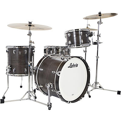 Ludwig Classic Oak 3-piece Downbeat Shell Pack with 20 in. Bass Drum