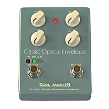 Open Box Carl Martin Classic Optical Envelope Guitar Effects Pedal