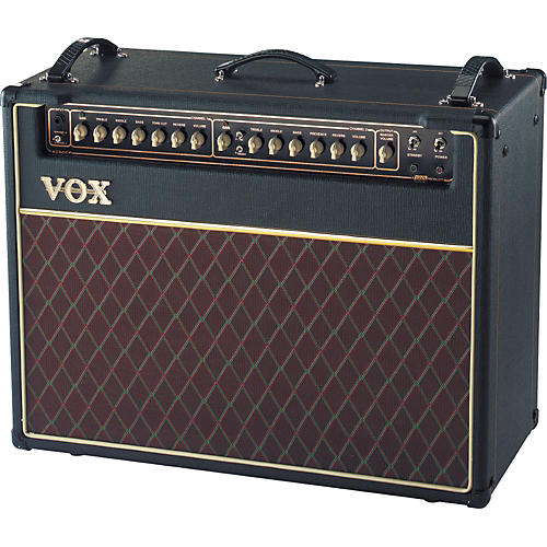 vox classic plus series ac50cp2 50w 2x12 tube guitar combo amp musician 39 s friend. Black Bedroom Furniture Sets. Home Design Ideas