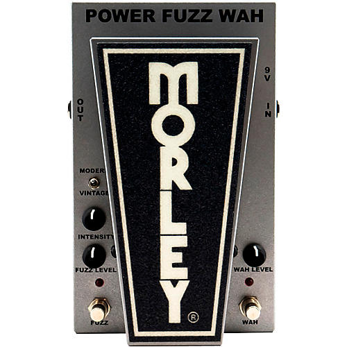 Morley Classic Power Fuzz Wah
