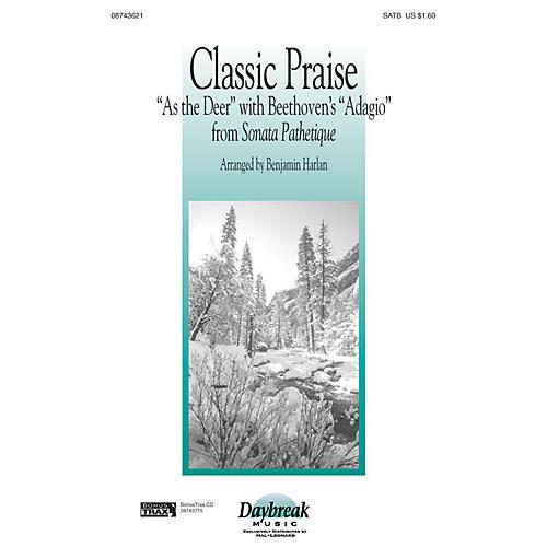 Hal Leonard Classic Praise SATB composed by Benjamin Harlan