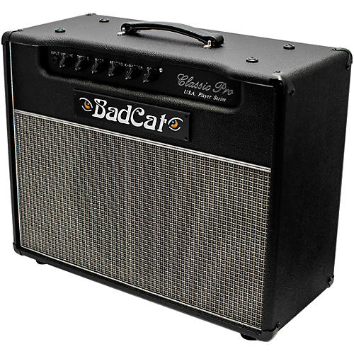 bad cat classic pro 20r usa player series 20w 1x12 guitar combo amp musician 39 s friend. Black Bedroom Furniture Sets. Home Design Ideas