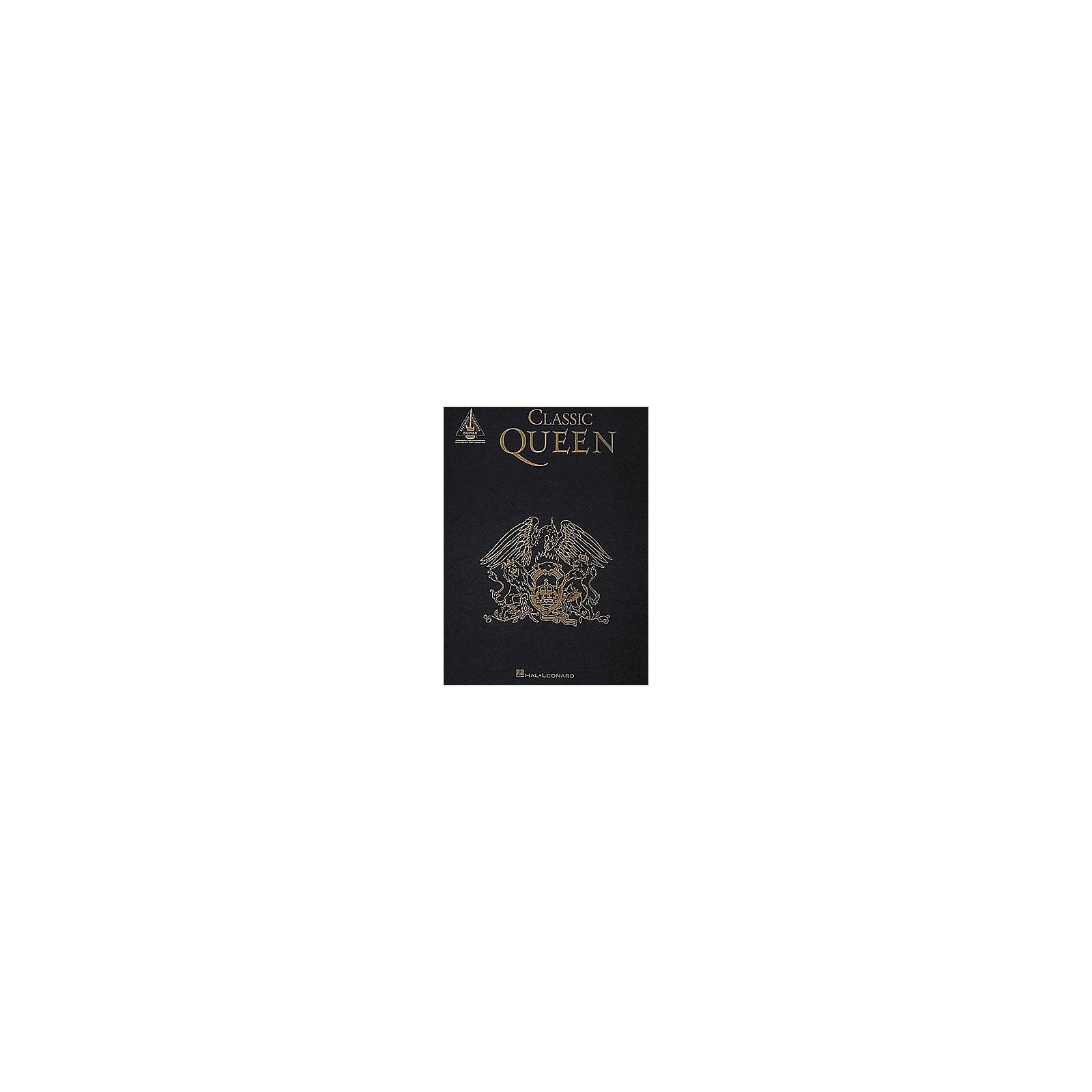 Hal Leonard Classic Queen Guitar Tab Book