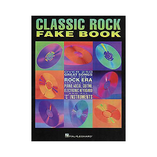 Hal Leonard Classic Rock Fake Book