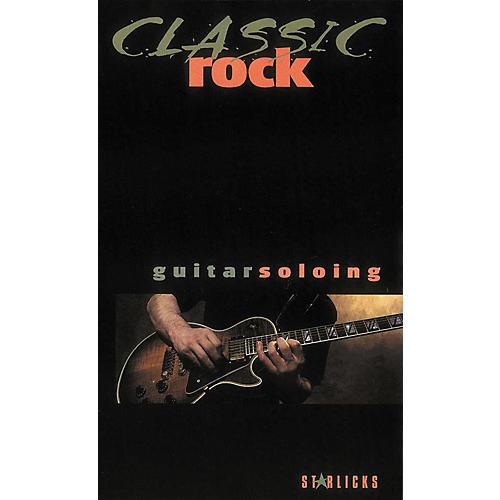 Hal Leonard Classic Rock Guitar Soloing Video