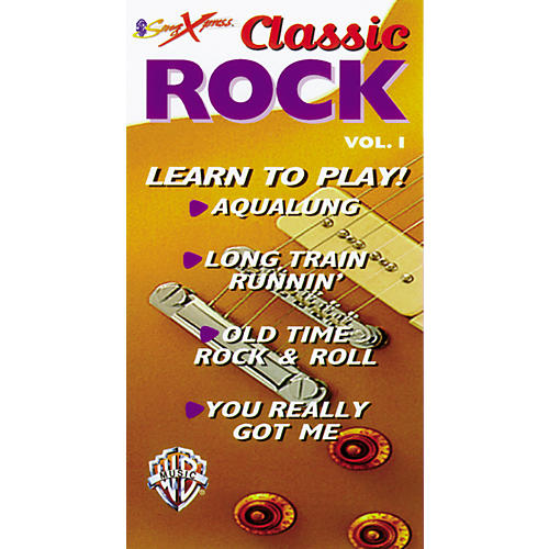 SongXpress Classic Rock Volume 1 Video