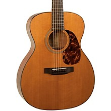 Open BoxRecording King Classic Series 000 Torrefied Adirondack Spruce Top Acoustic Guitar