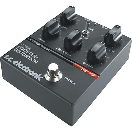 TC Electronic Classic Series Booster + Distortion Pedal