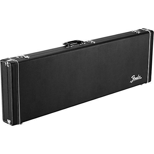 Fender Classic Series Wood Precision Bass/Jazz Bass Case Black Black