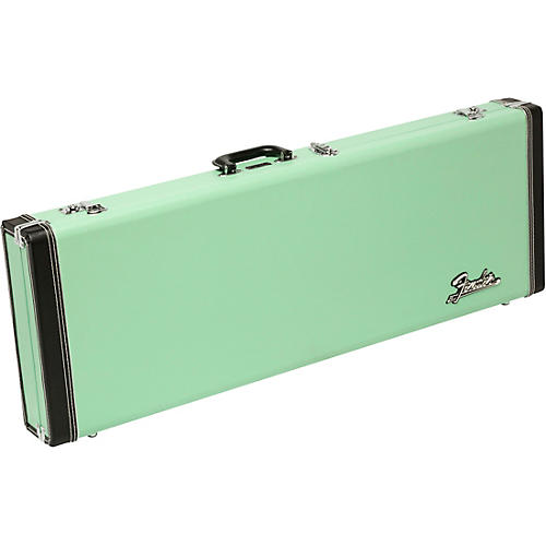 Fender Classic Series Wood Strat/Tele Limited-Edition Case Surf Green