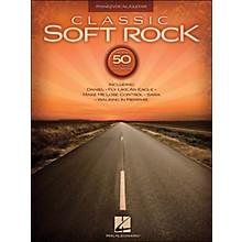 Hal Leonard Classic Soft Rock arranged for piano, vocal, and guitar (P/V/G)