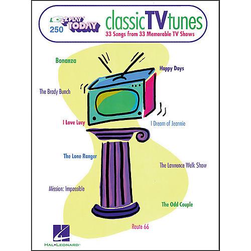 Hal Leonard Classic TV Tunes E-Z Play 250